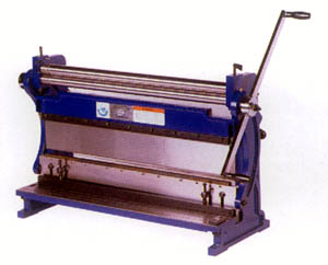 COMBINATION SHEAR, BRAKE AND ROLL